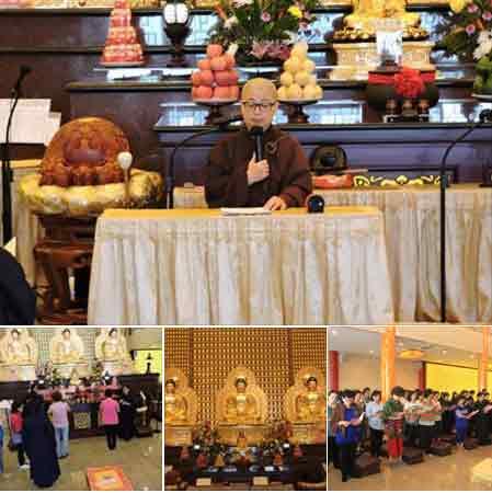 Hari Kelahiran Kuan Yin 觀音聖誕法會