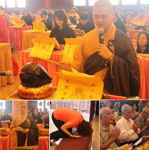 Ulambana 中元節法會 Day 3